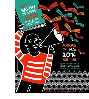 affiche salon site
