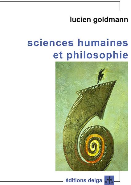 sciences humaines et philosophie - goldmann