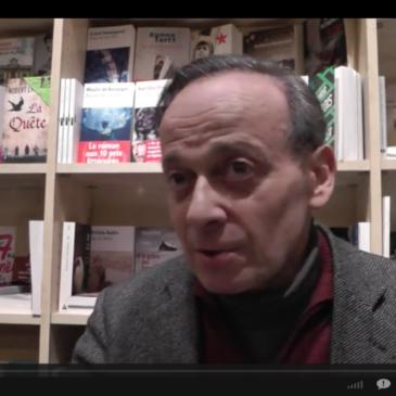 Video – Jean Salem présente son dernier ouvrage La Démocratie de caserne