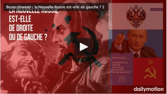 Video – Bruno Drweski La nouvelle Russie est-elle de droite ou de gauche ?