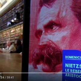 Video – Losurdo à Bibliothèque Médicis