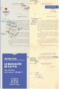 couv le massacre de Katyn