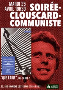 Video – Michel Clouscard Lettre ouverte aux communistes