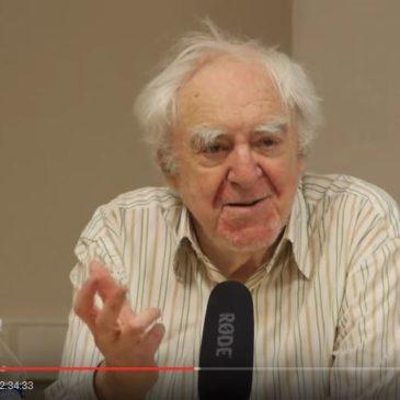Video – Nicolas Tertulian sur «Lukács auteur d'un système philosophique» – (Ateliers de la praxis)