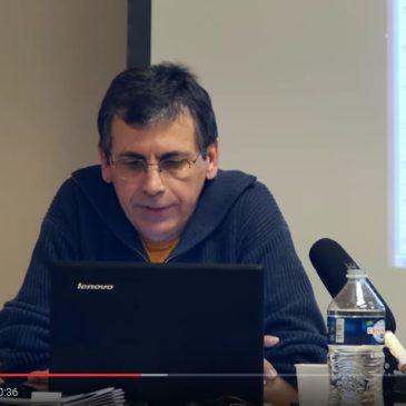 Vidéo – La philosophie de la praxis et Michel Clouscard (Atelier N°4)