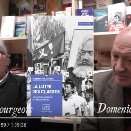 débat Losurdo/Bourgeois sur La lutte des classes