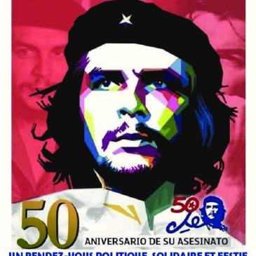 Conférence sur le Che (avec Rémy Herrera)