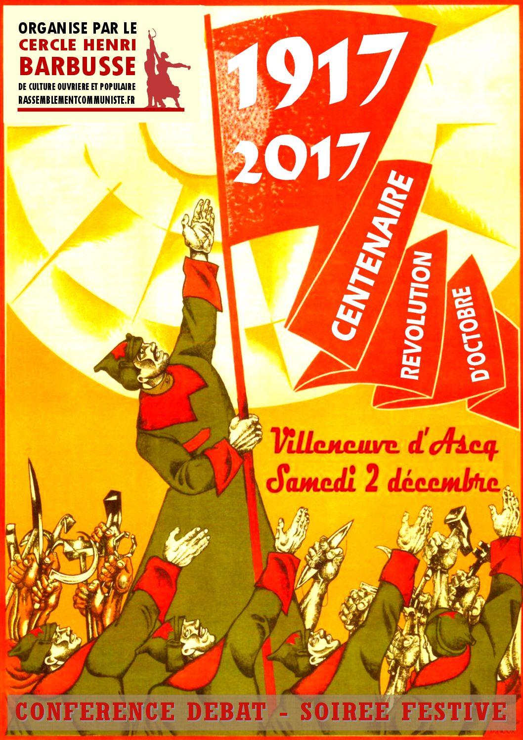 Conférence à Villeneuve d'Ascq