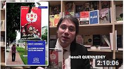 Communication sur Benoît Quennedey