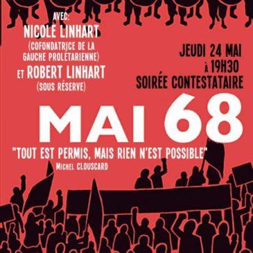 Conférence sur Clouscard et Mai-68