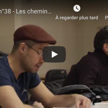 Vidéo – Atelier n°38