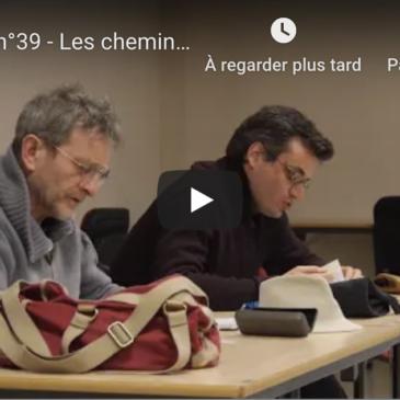 Vidéo – Atelier n°39