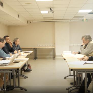 Vidéo – Atelier n°45