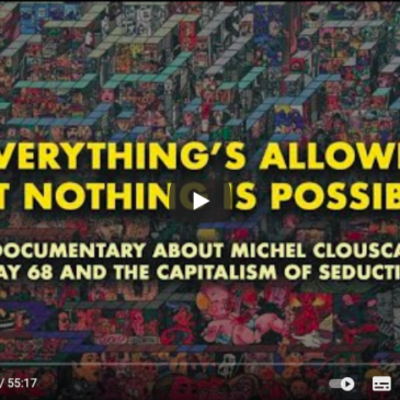 Vidéo – «Everything is allowed but nothing is possible»